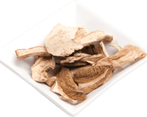 Porcini mushrooms dried pieces