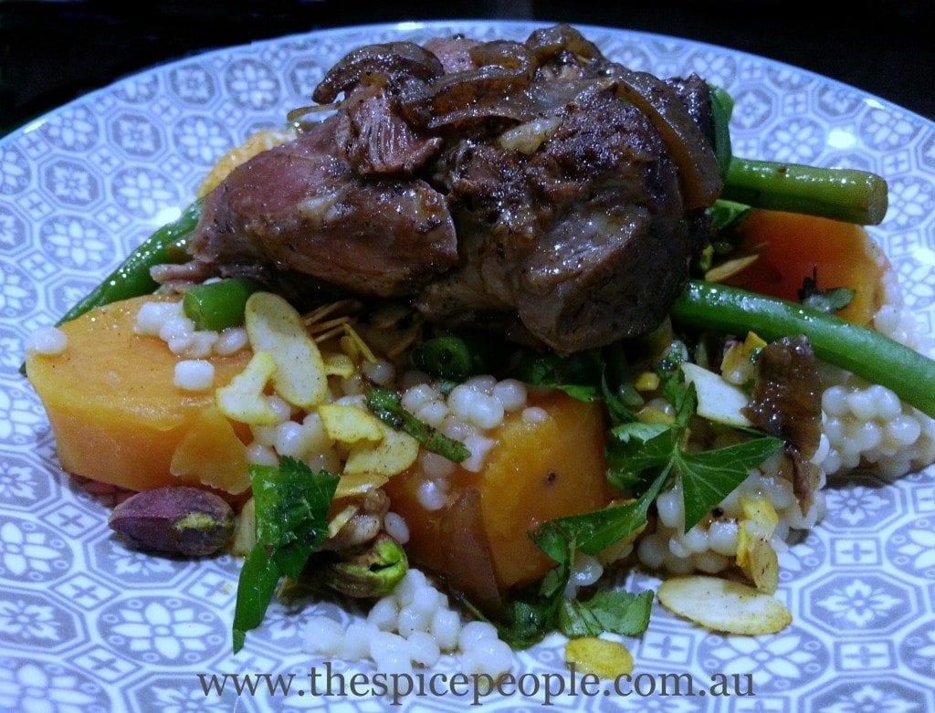 lebanese baharat spice blend- salt free
