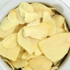smoked garlic flakes