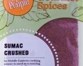 sumac crushed
