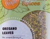 oregano leaves