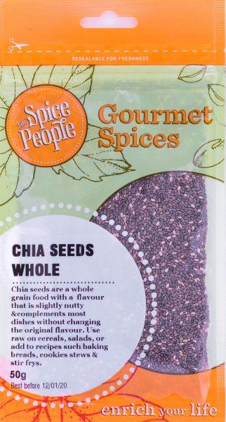 chia seeds whole