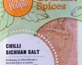 chilli sichuan salt