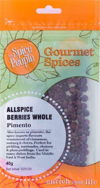 allspice berries whole