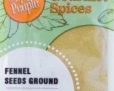 fennel seeds ground