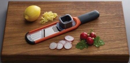 grater and slicer orange