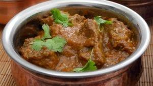 Beef Rendang Curry