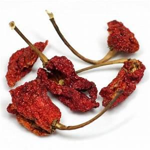 trinidad scorpion dried whole chilliies