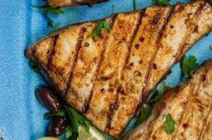 Australian Native-Seasoned BBQ Fish