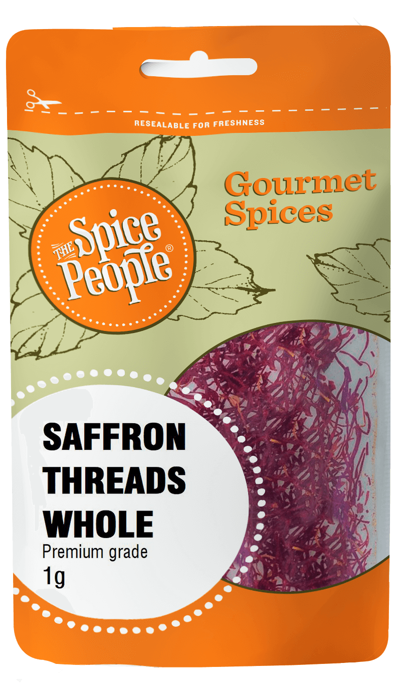 A00001 Saffron Threads Whole