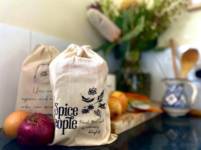 draw-string-spice-bag