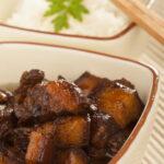 jamaican braised pork belly